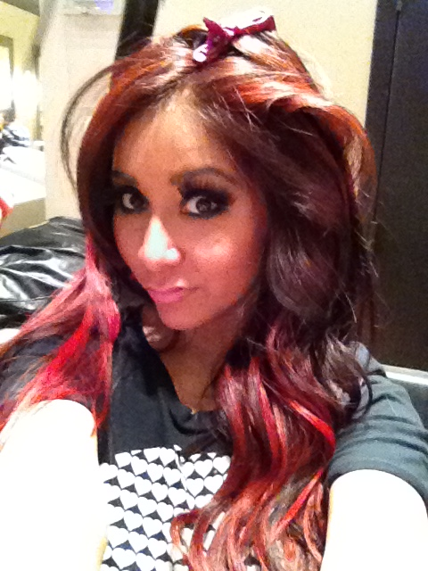 Snooki. File Photo