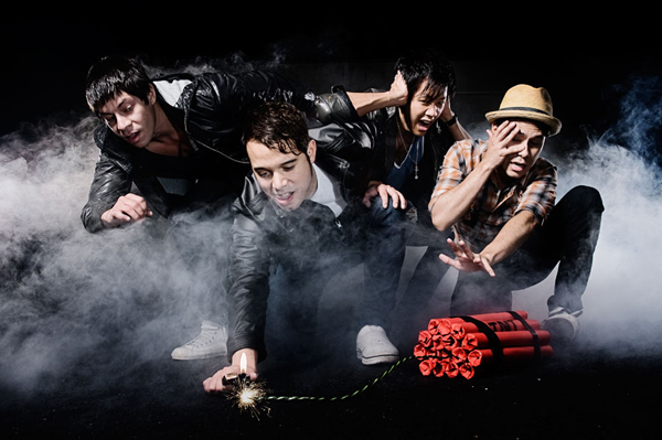 Crash Boom Bang Promo Photo