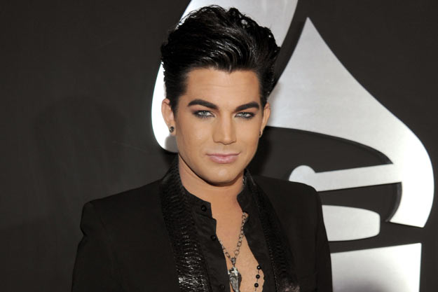 Adam Lambert Photo: GettyImages.com