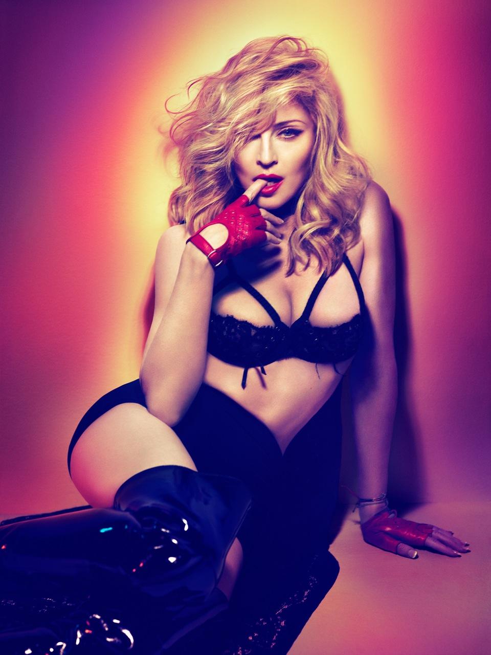 Madonna Promo Photo Courtesy Of Universal/Interscope