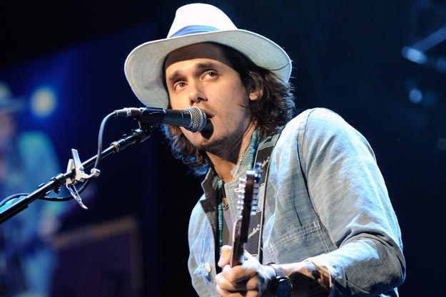 John Mayer. Photo: ContactMusic.com