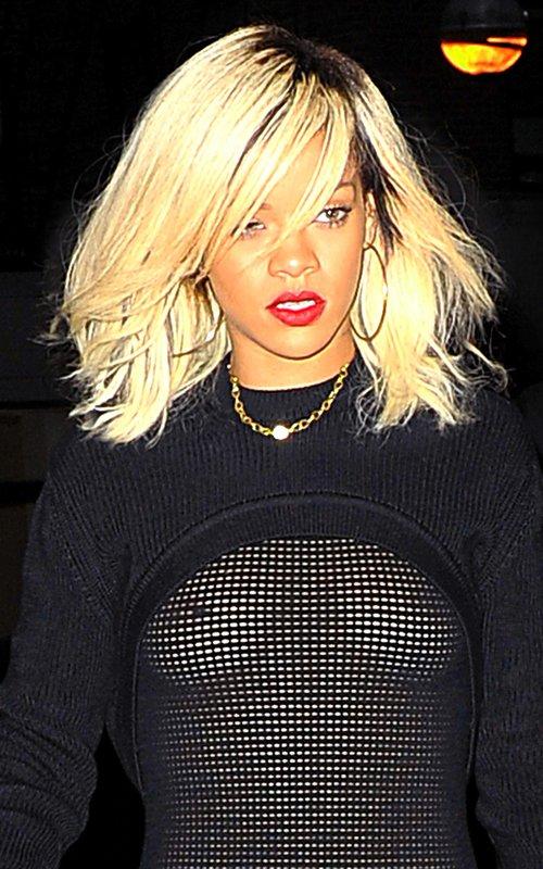 Rihanna.  Photo:  SplashNewsOnline.com