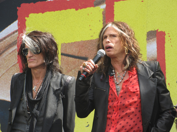 Aerosmith. Photo: Drfunkenberry.com