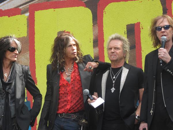 Aerosmith. Photo: Drfunkenberry.com