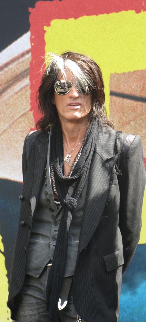 Joe Perry Of Aerosmith. Photo: Drfunkenberry.com