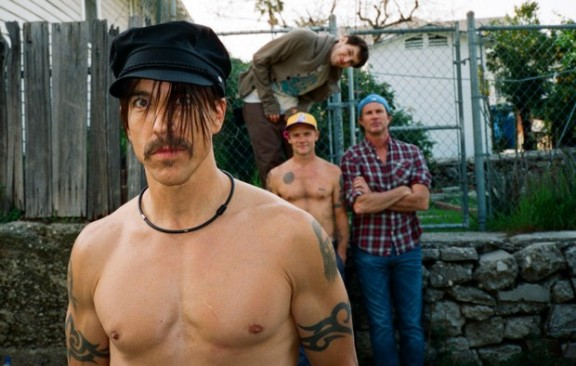 Red Hot Chili Peppers Promo Photo