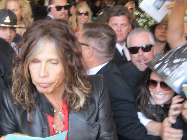 Steven Tyler Photo: Lisa Margaroli For Drfunkenberry.com