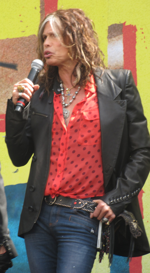 Steven Tyler Photo: Drfunkenberry.com