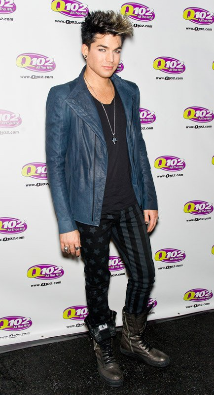 Adam Lambert. Photo: SplashNewsOnline.com