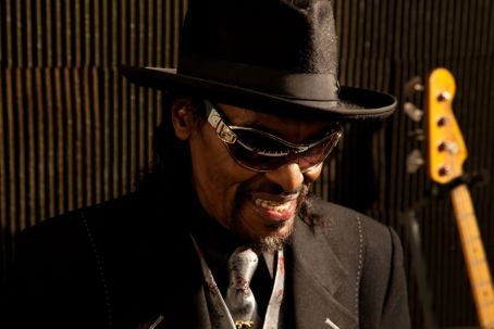 Chuck Brown. Photo: Chris Biondo & Eva Cassidy