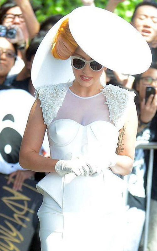 Lady Gaga Photo: Getty Images