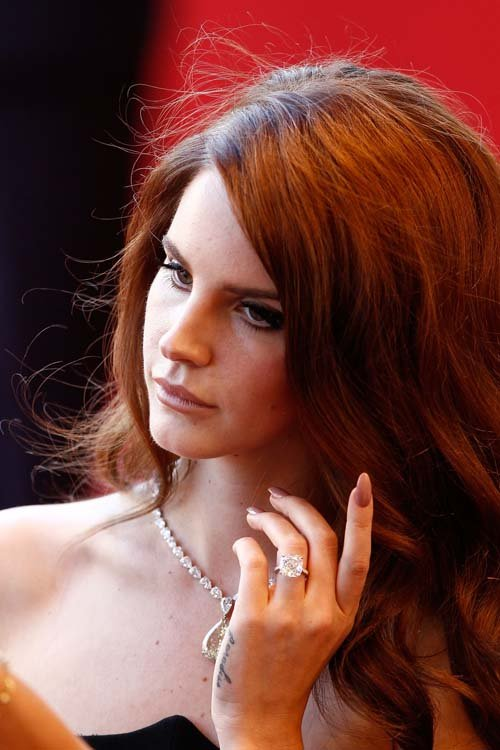 Lana Del Rey Photo: GettyImages.com