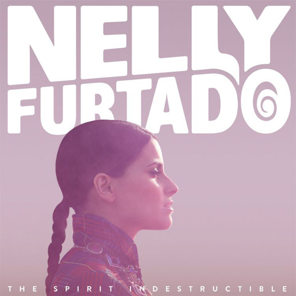 Nelly Furtado The Spirit Indestructible Cover
