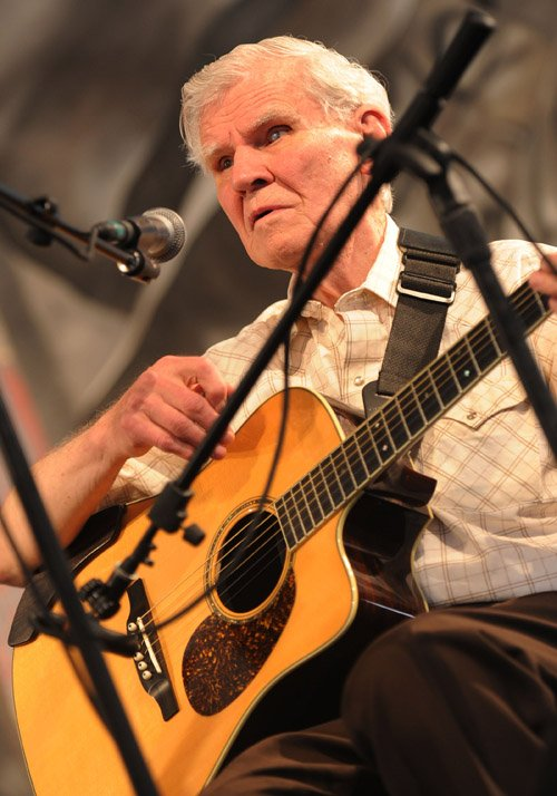 Doc Watson. Photo: GettyImages.com