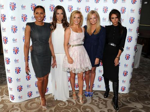 Spice Girls. Photo: GettyImages.com