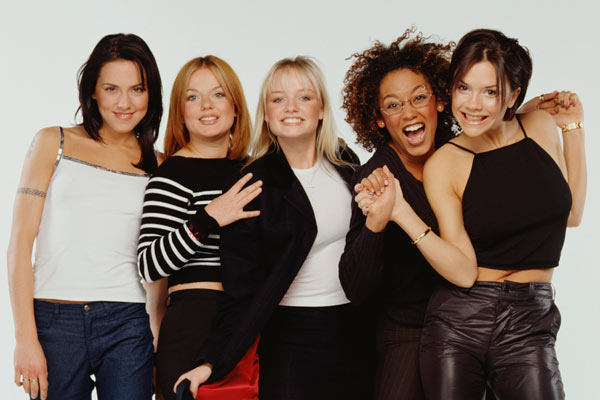 Spice Girls Promo Photo