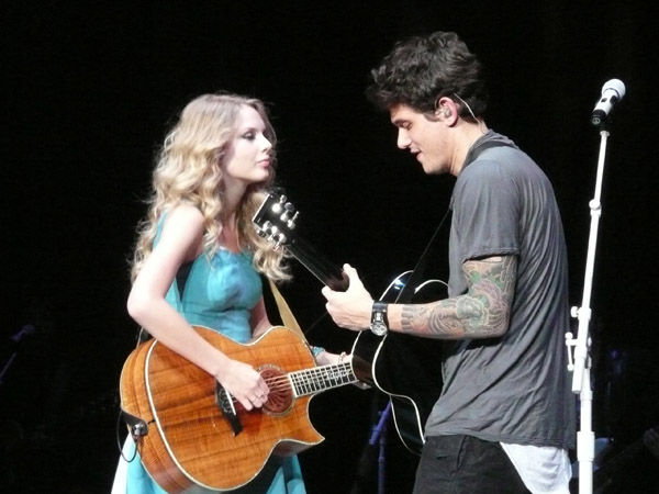 Taylor Swift & John Mayer Drfunkenberry.com Exclusive Photo: Mike Taft