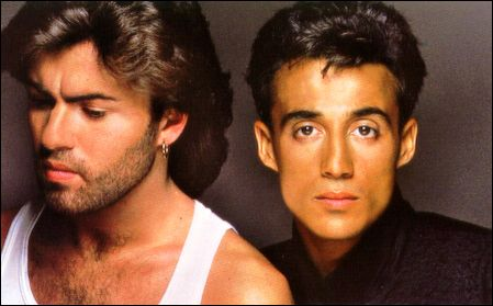 Wham!  Promo Photo