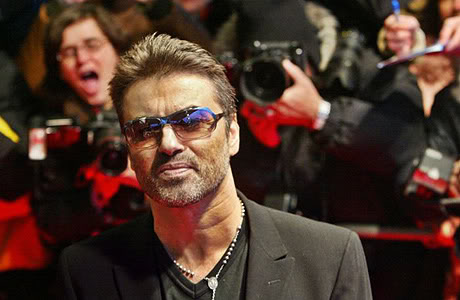 George Michael Was Arrested Friday Night. File Photo