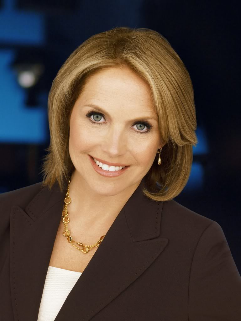 Katie Couric File Photo