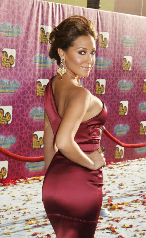 Adrienne Bailon Coming To Playboy Soon?  File Photo