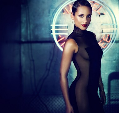 Alicia Keys Promo Photo