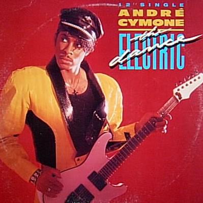 Andre Cymone  Dance Electric 12 Inch