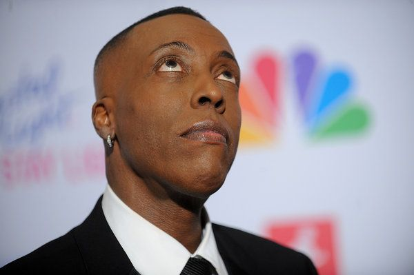 Arsenio Hall.  Photo: Brad Barket/Getty Images