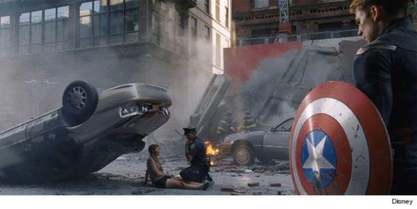 Avengers.  Disney Films