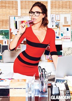 Victoria Beckham  Photo: Pamela Hanson for Glamour