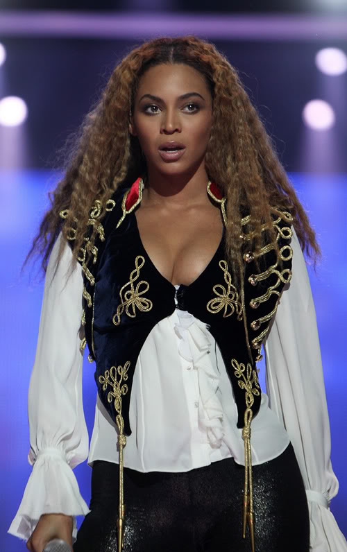 Beyonce Performing At The World Music Awards Over The Weekend.  Photo: Getty.com