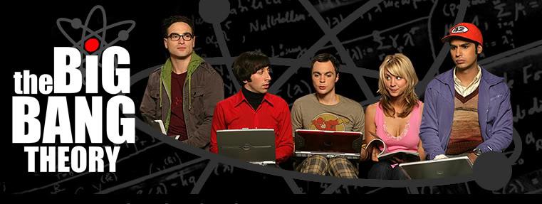 Big Bang Theory Promo.