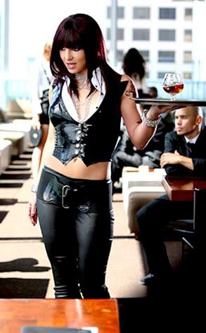 Britney Spears Womanizer.  Photo: Frank Micelotta/Sony/BMG