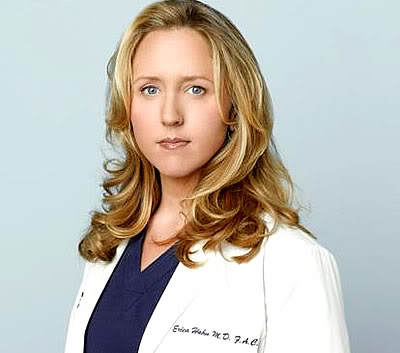 Brooke Smith Let Go From Greys.  Photo: ABC.com