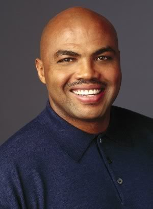 Charles Barkley In A Happier Time.  File Photo