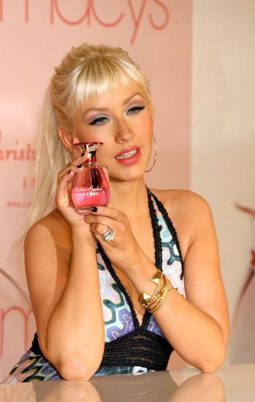 Christinas New Fragrance Sure To Inspire?  Photo: Wenn.com