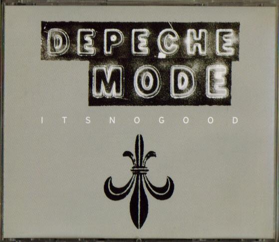 Depeche Mode Its No Good Single Cover
