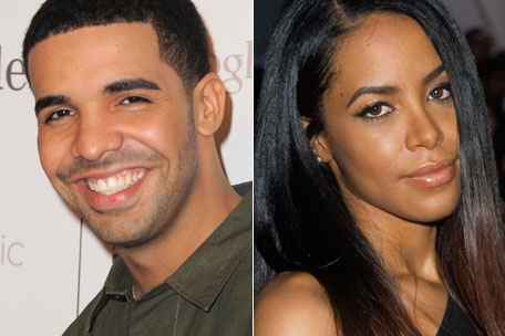 Drake &amp; Aaliyah  Photo:  TheBoomBox.com