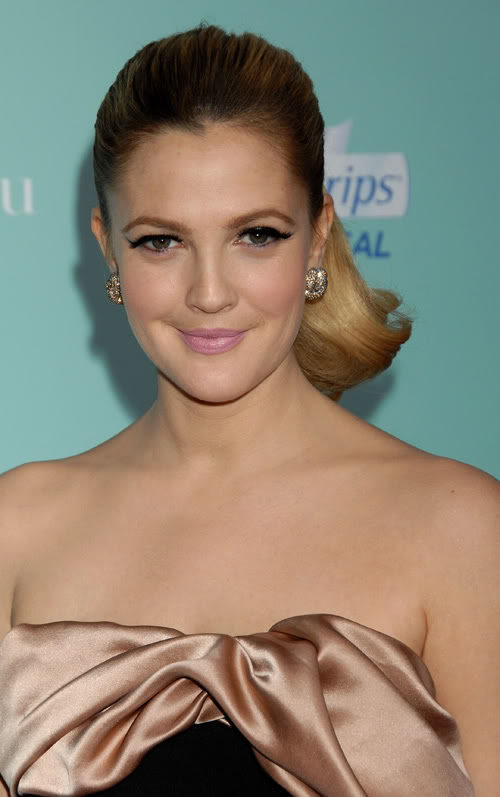 Drew Barrymore; Hollywood Royalty.  Photo: Wireimage.com