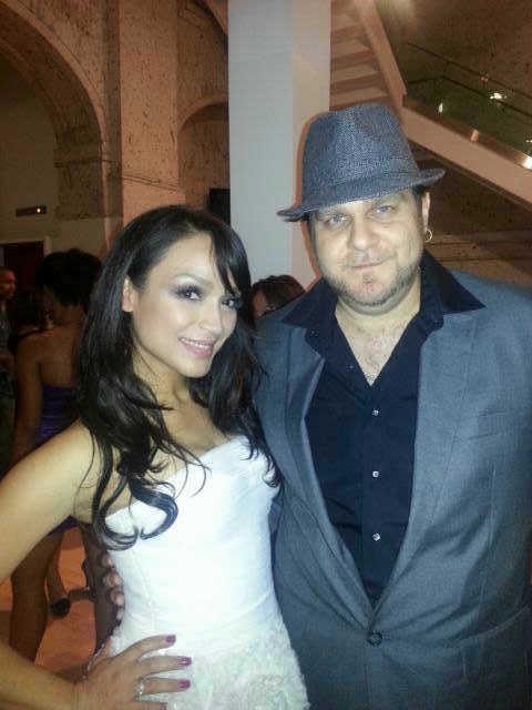 Mayte Garcia & DrFunk  Photo:  Mayte Garcia