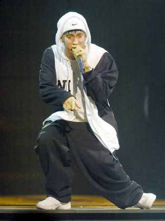 Eminems New CD Out Dec. 23rd? File Photo