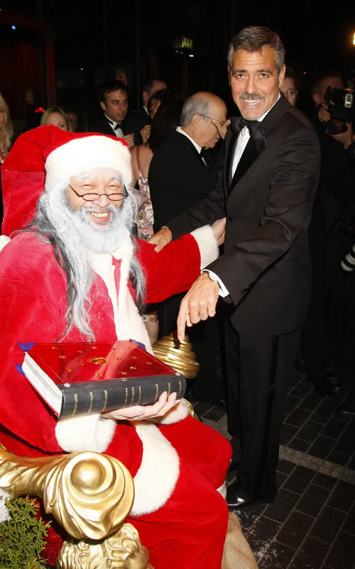 Its Clooney Clause!  Photo: Wenn.com