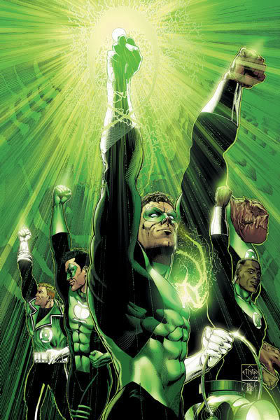 Green Lantern/© DC Comics