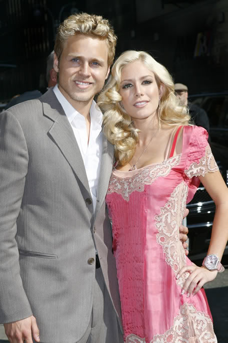 Spencer & Heidi Eloped In Mexico.  File Photo
