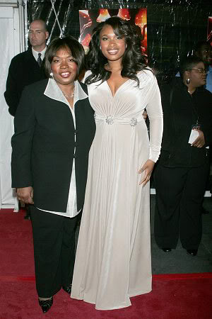 Jennifer Hudson & Her Mother.  File Photo