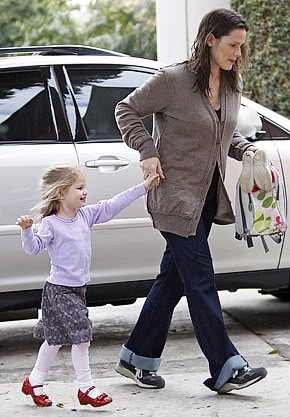 Jennifer Garner 01/20/09 Photo: MAP /Splash News US Weekly
