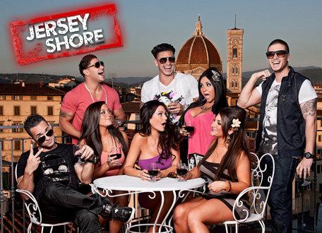 Jersey Shore.  Photo: MTV.com