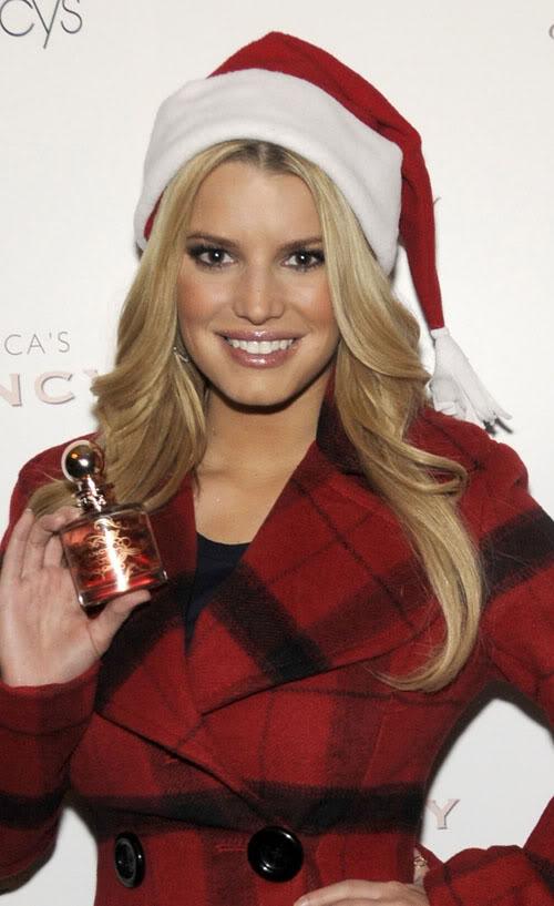 Jessica Simpson At A Macys In Chicago.  Photo: Wireimage.com