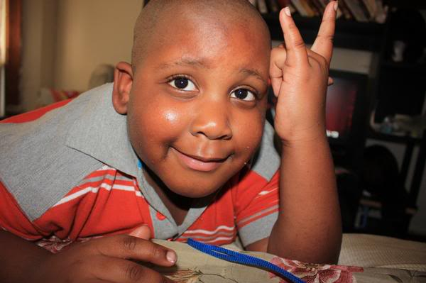 Missing Nephew Julian King.  Photo:  Jennifer Hudsons Myspace Page