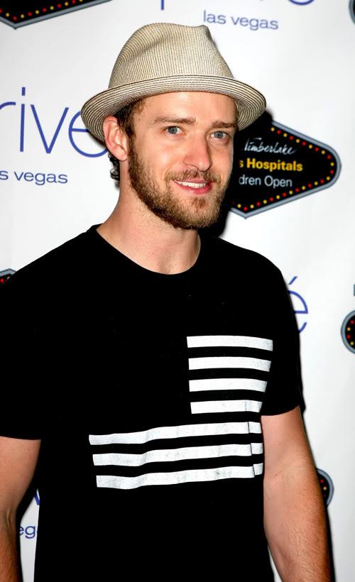 Will Justin Retire The Beard Soon?  Photo:  Splashnewsonline.com